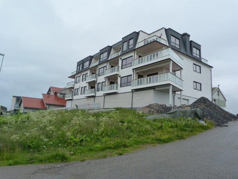 Andenes Panorama bygget