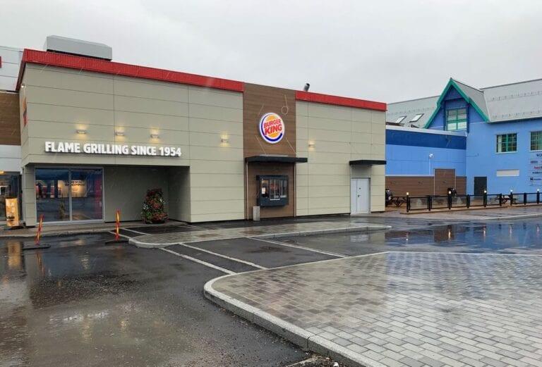 Burger King Sortland