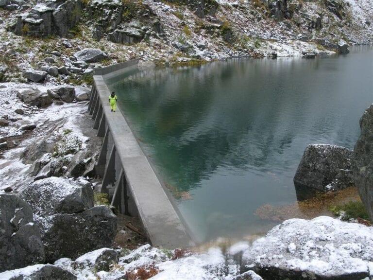 Dam Trollfjord