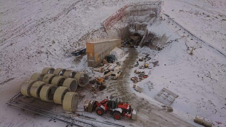 Arbeid med Frøhvelv Svalbard